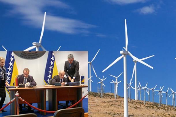 Photo of Odobren kredit od 60 miliona evra za vjetropark u Trebinju