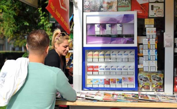 Photo of Od nove godine poskupljuju cigarete i duvan