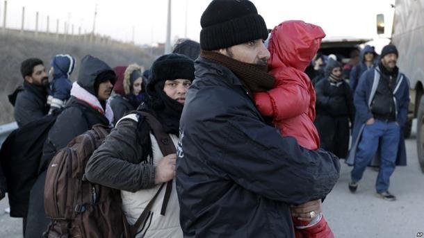 U Zvorniku pronađeni ilegalni migranti
