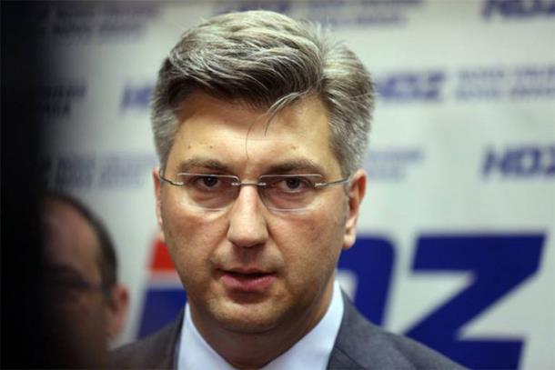 Plenković: Želimo da Hrvati budu ravnopravni u BiH