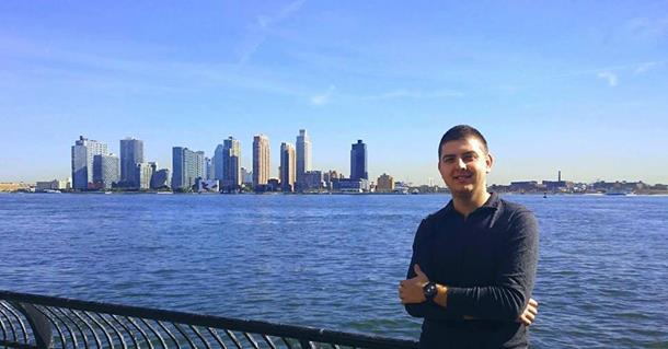 Photo of Student iz Zvornika svoje prvo radno iskustvo stekao u Americi