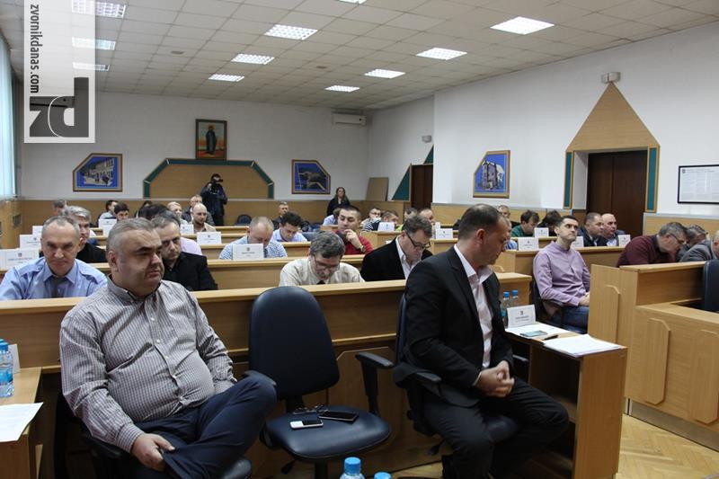 Photo of Na redovnoj sjednici Skupštine grada jednoglasno usvojen Nacrt budžeta za 2018. godinu