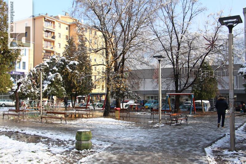 Photo of Novogodišnje ukrašavanje grada