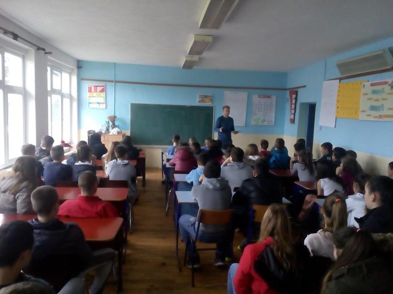 Photo of Održana edukativna predavanja o prevenciji zloupotrebe opojnih droga