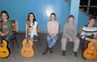 U Milićima nastupili mladi gitaristi iz Zvornika