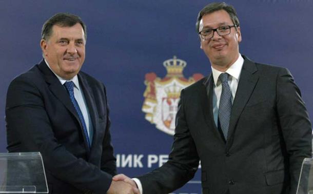 Photo of Milorad Dodik za Glas Srpske: Savez za promjene tražio od više zemalja da me privedu