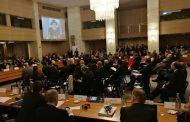 Hrvati napustili salu zbog govora rabina