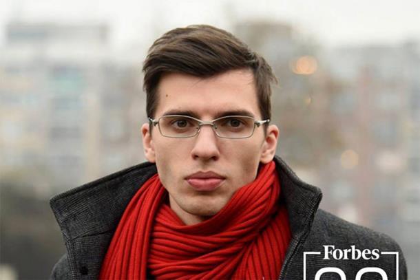 Mladić iz BiH na Forbesovoj listi mladih lidera