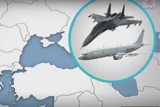 Objavljen snimak kada ruski lovac presreće američki avion