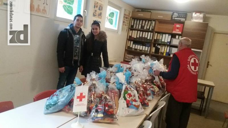 Photo of Pokloni za djecu i lica u stanju socijalne potrebe