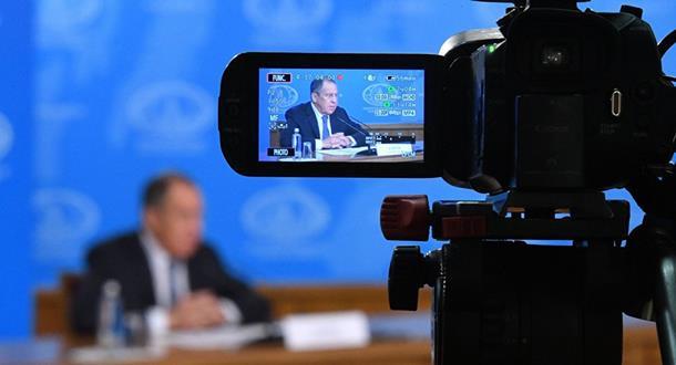 Lavrov: Rusija se optužuje za sve u svetu, a Srbija za sve na Balkanu