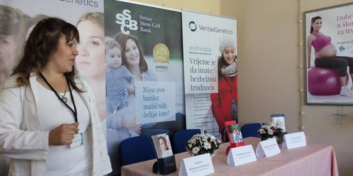 Photo of Škola za trudnice u Domu zdravlja Zvornik