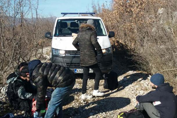 Photo of U toku prva dva mjeseca ove godine evidentirana 92 lica koja su ilegalno prešla granicu na području PU Zvornik
