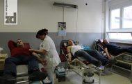 Vatrogasci sproveli akciju dobrovoljnog davalaštva krvi