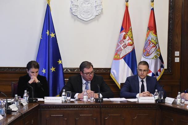 Photo of Vučić: Ubistvo Ivanovića teroristički čin, pronaći ćemo ubicu ili ubice