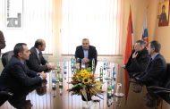 Gradonačelnik razgovarao sa ministrom civilnih poslova