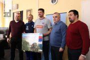 Gradonačelnik upriličio prijem za Vanju Grbića