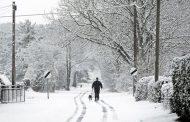 Ledeno vrijeme širom Evrope