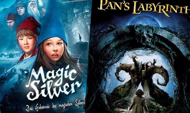 Bioskop: Magično srebro i Panov Lavirint