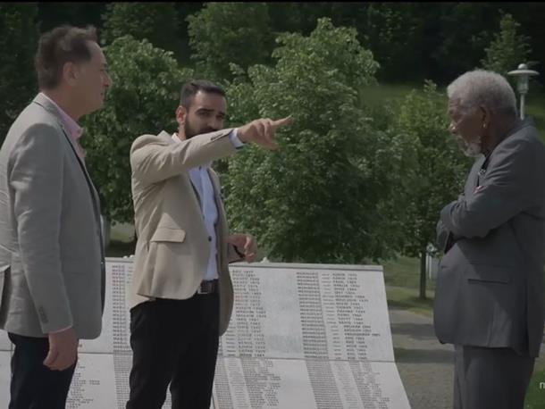 Nacionalna geografija optužila Srbe za genocid