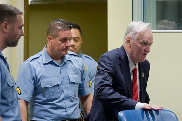 Šta su utvrdili ljekari iz Srbije kad su pregledali Mladića