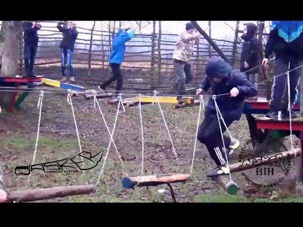 Vehabije u Bosni vrše indoktrinaciju i vojnu obuku maloljetnika! (VIDEO)