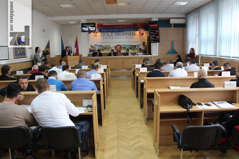 Photo of Održana 14. redovna sjednica Skupštine grada, osnovan Privredni savjet Zvornika
