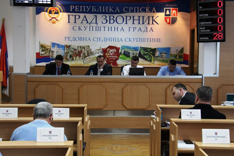 Photo of Održana 15. redovna sjednica Skupštine grada Zvornika