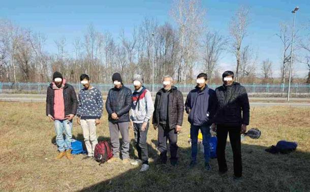 U martu otkriven 21 ilegalni strani državljanin