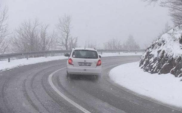 Photo of Vozači oprez – klizavi kolovozi