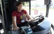 Samo jedna žena u BiH vozi autobus