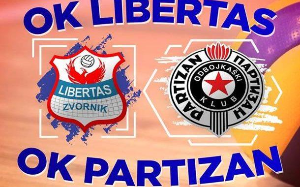 Ekipa Partizana u subotu u Zvorniku