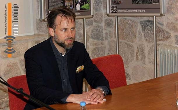 Photo of Martin Hajperc: Kosovo neuspješan projekat međunarodne zajednice