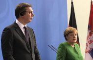 Merkelova Vučiću: Srbija igra ključnu ulogu oko Kosova i BiH