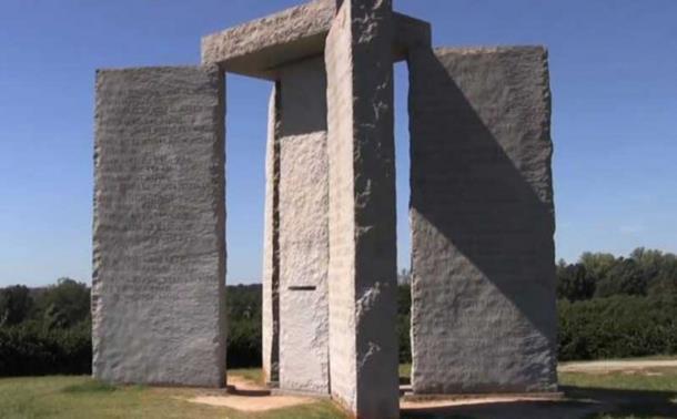 Photo of Misteriozni spomenik nosi poruke za budućnost posle katastrofe?