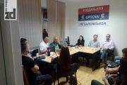 Na inicjativnom odboru izabrano rukovodstvo gradske organizacije Ujedinjene Srpske u Zvorniku