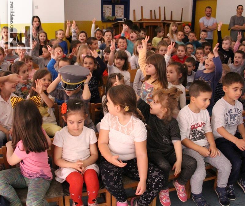 Photo of Predavanje za djecu u predškolskim ustanovama i osnovnim školama