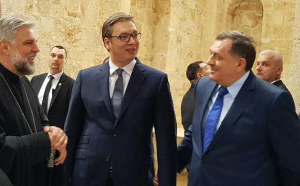 Photo of Dodik: Obnoviti snagu srpskog naroda