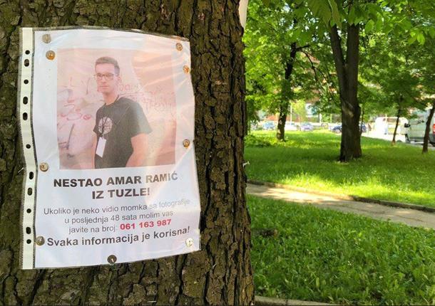 Photo of Potraga za Amarom Ramićem: Ispitano više od 100 osoba, nema nikakvog traga