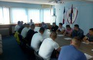 Abazović upriličio prijem za pripravnike u Policijskoj upravi
