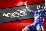 Fudbalska euforija u Meridianu: Prati finale Lige šampiona i osvoji bonuse