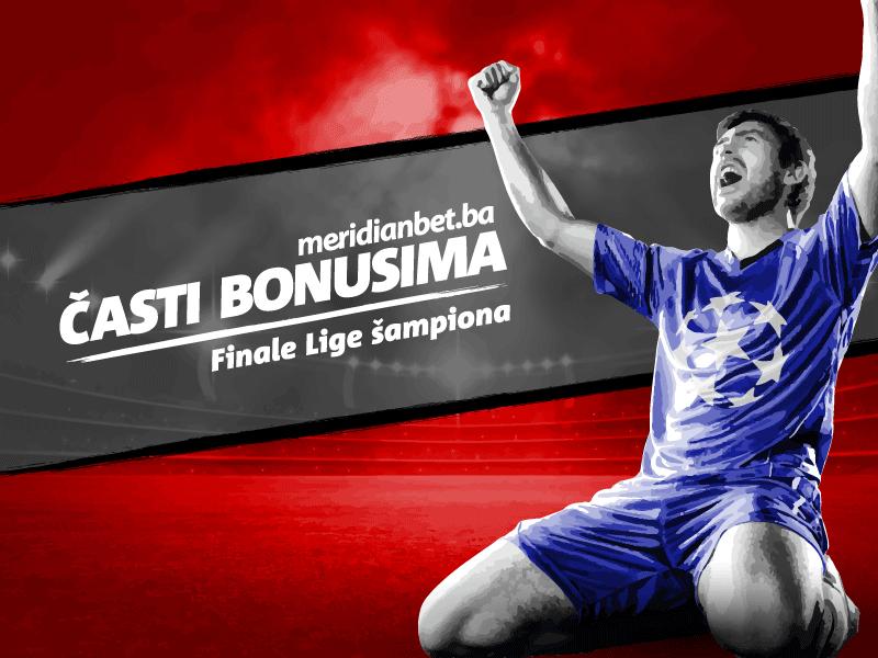 Photo of Fudbalska euforija u Meridianu: Prati finale Lige šampiona i osvoji bonuse