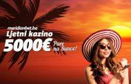 LJETNI KAZINO U MERIDIANU: Čeka te 5.000 evra u kešu!
