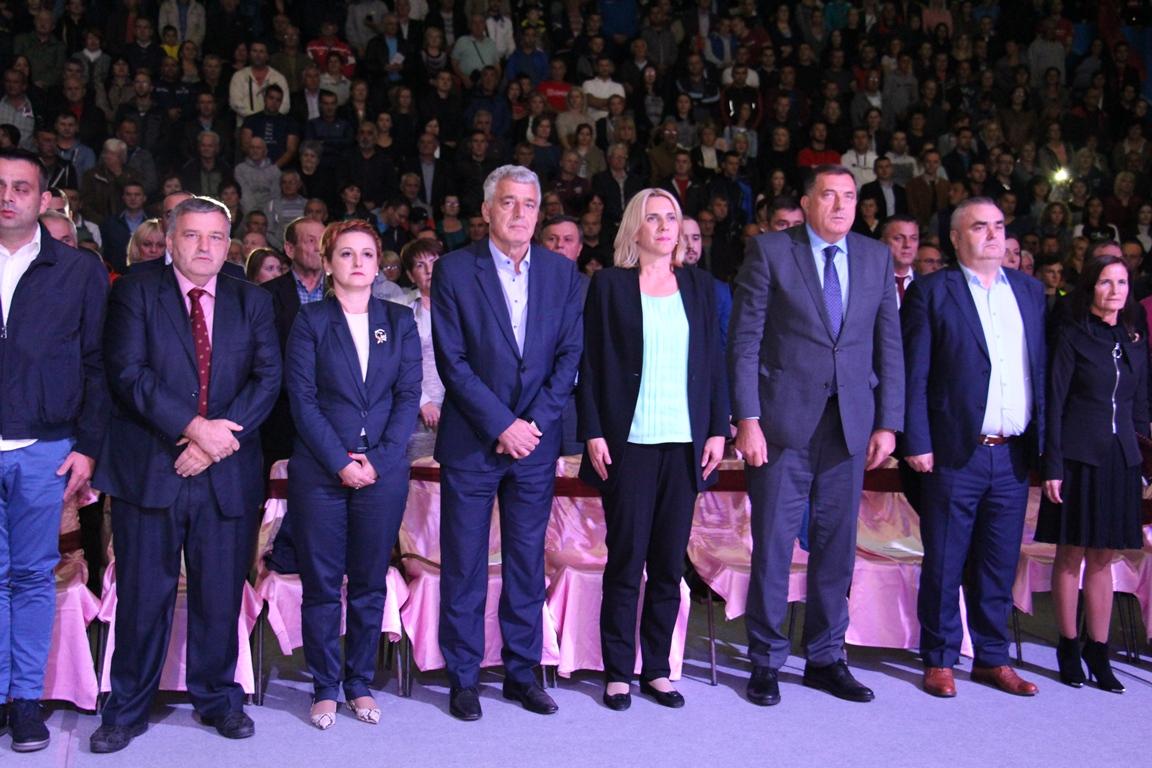 Photo of STEVANOVIĆ PRVI U SNSD-u: Dodik, Cvijanovićeva i SNSD u ubjedljivom vodstvu u Zvorniku (foto)