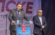 Pobjednički tim SNSD-a pozdravio krcatu sportsku dvoranu u Zvorniku (foto/video)