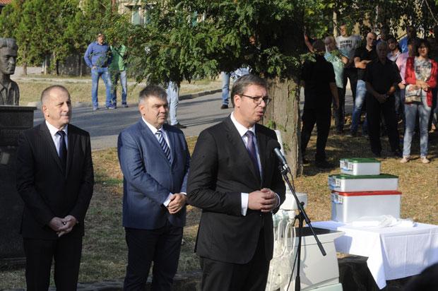 Photo of Predsjednik Srbije poručio građanima Banja da se drže