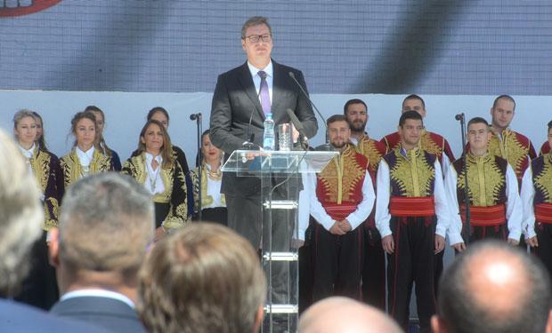 Photo of Vučić: Država Srbija će uvijek biti uz svoj narod na Kosovu i Metohiji