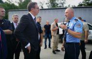 Aleksandar Vučić se vraća u Kosovsku Mitrovicu