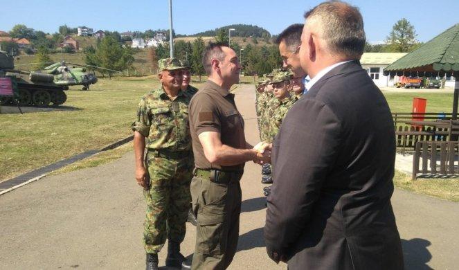 Photo of Poziv Bošnjacima da se priključe Vojsci Srbije