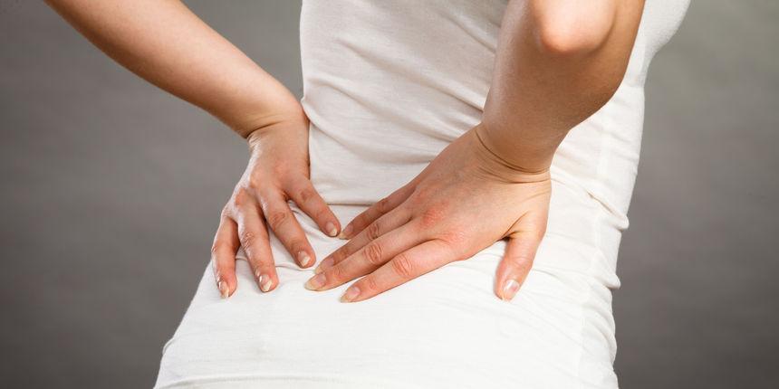 Bol u leđima nije samo od kičme